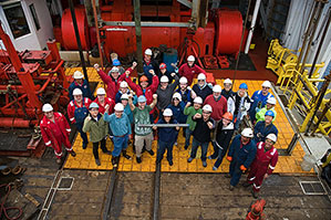 Bering Sea Science Team